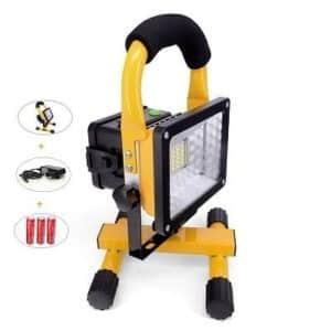 Şarj Edilebilir bataryalı Led Projektör