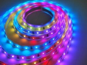 Şerit Led 3 Çipli İç Mekan RGB