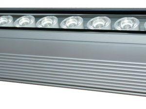 120 CM LED Wallwasher Amber