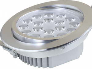 30x1w Power LED Downlight
