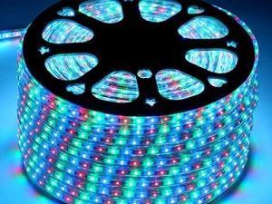 Ip68 Dış Mekan Hortum Led RGB