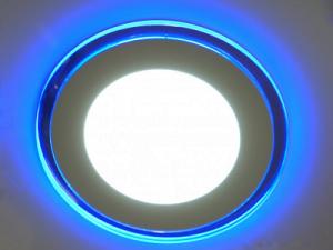 Mavi Işıklı Led Panel 10w