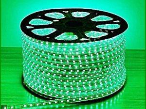 Yeşil ışık led hortum