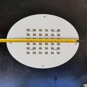 36 Watt kuyumcu LED armatürü