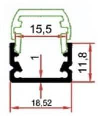 Profil kasa ölçüleri