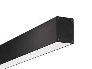 Led linear armatür 900x55x85 mm