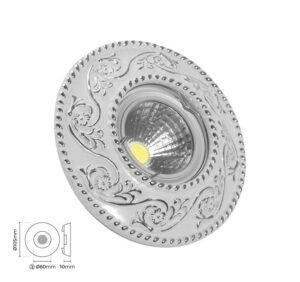 Dekoratif asma tavan spotu 3011