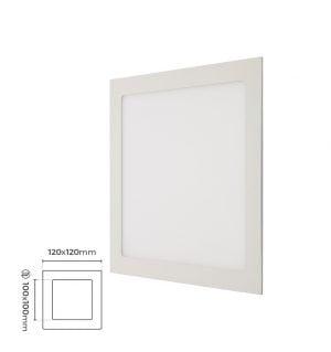 9w Sıva altı kare led panel 100x120mm