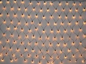 Ledli Ağ ışıklı perde 2x2