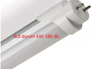 Acil aydınlatma led floresan 120 Cm