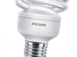 E27 23W 865 enerji tasarruflu spiral Philips ampul