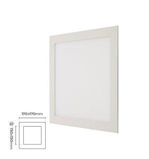 Silverled SLV-293 12W Kare Led Panel 150x170mm