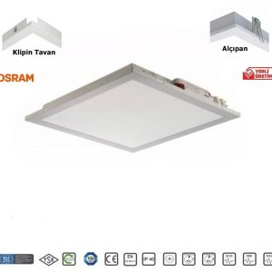 60x60 Osram  Led Backlight Panel 10102.