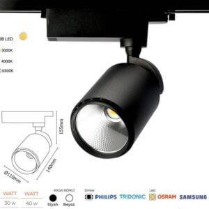 Raylı spot lamba 10420M